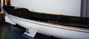 Queen Victoria's Royal Barge