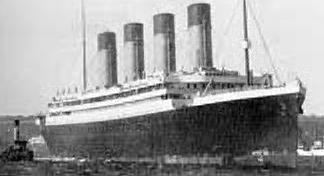 Learn about TITANIC's older sister, the RMS Olympic.